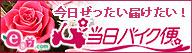e87.com(株式会社千趣会イイハナ)【携帯向けサイト】 当日バイク便