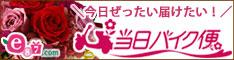 e87.com(千趣会イイハナ)当日バイク便
