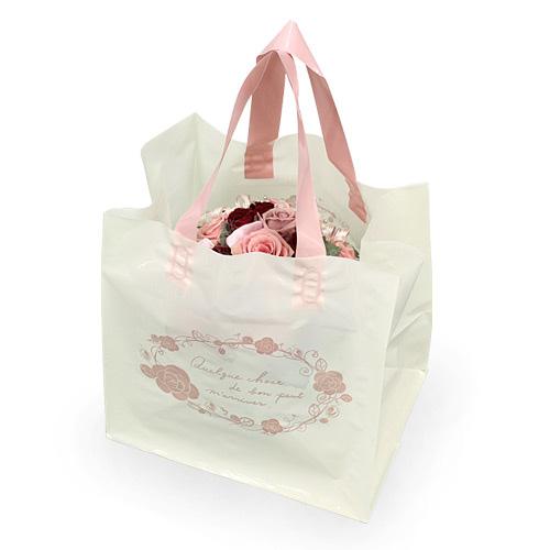 アレンジメント「Pink Cakebox」