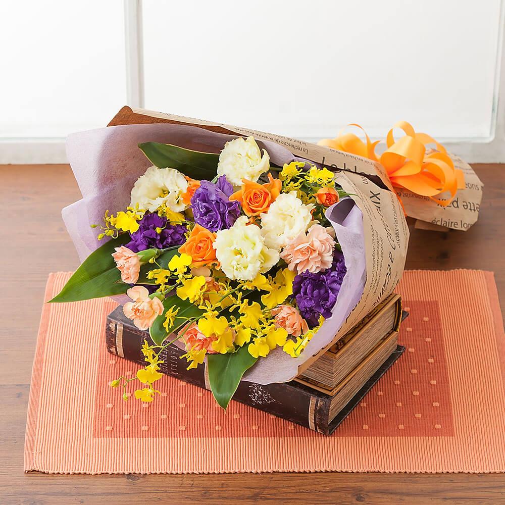 花束「オータム・ブリーズ」
