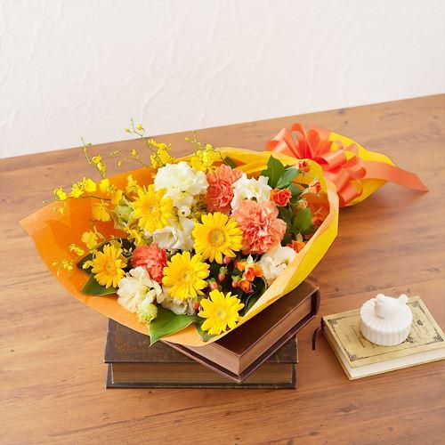 花束「ジェルブラ・ジョーヌ」