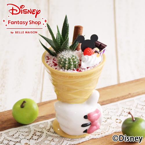 ディズニー 寄せ植え「ミニーカフェ〜ストロベリー〜」