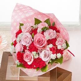 花束「イッツ・ア・マザー」