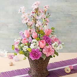 アレンジメント「Classy Spring〜春の記憶〜」