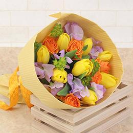 花束「Spring song〜春の歌〜」