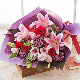 花束「ミル・フルール〜お洒落な贈り物〜」