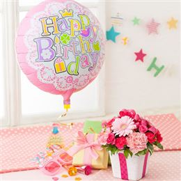 �A�����W�����g�u�Ղ�Ղ�o���[���`Happy Birthday���v���[���g�`�v