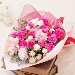 花束「モンクール〜大切な方へ〜」
