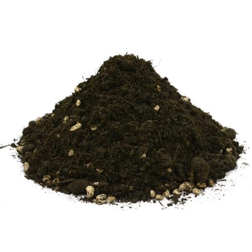 ふっかふかによみがえる古い土のリサイクル材10L