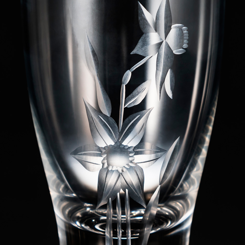 EXプリザーブドセット「ポーランド製 花切子グラス」