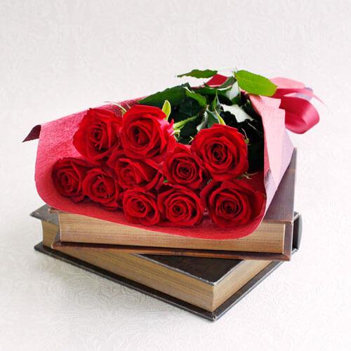 【毎月お届け】新鮮!バラの摘みたて便(1月お届け)