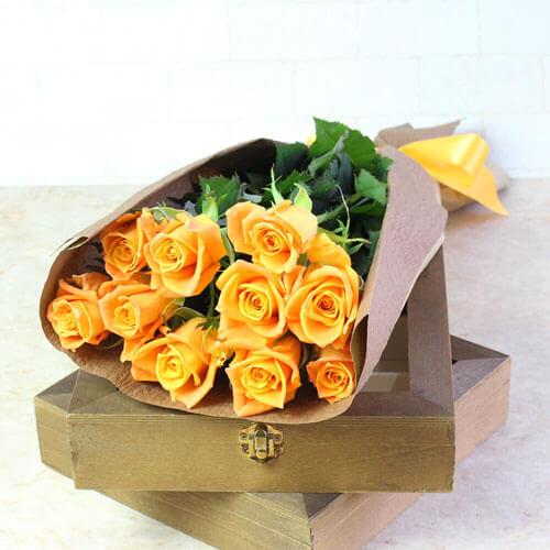 【毎月お届け】新鮮!バラの摘みたて便(4月お届け)