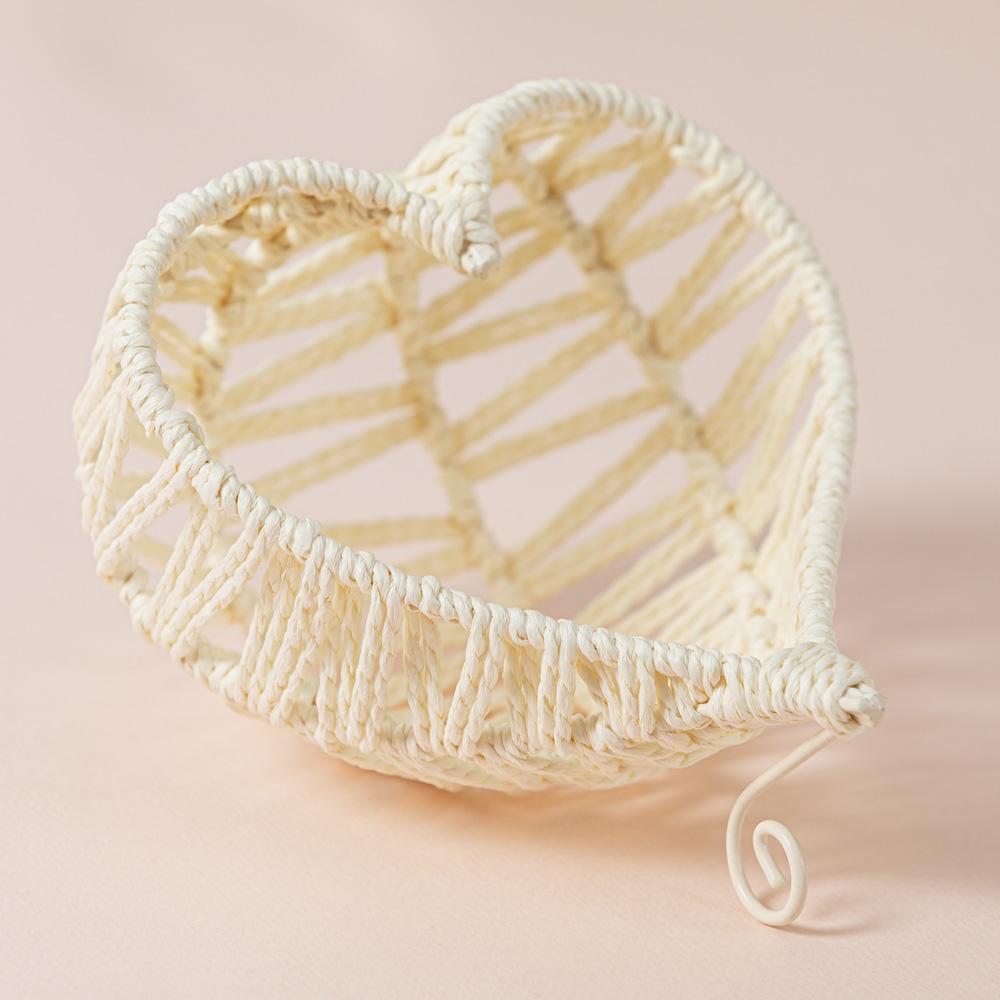 アレンジメント「恋するベリー〜Heart basket〜」