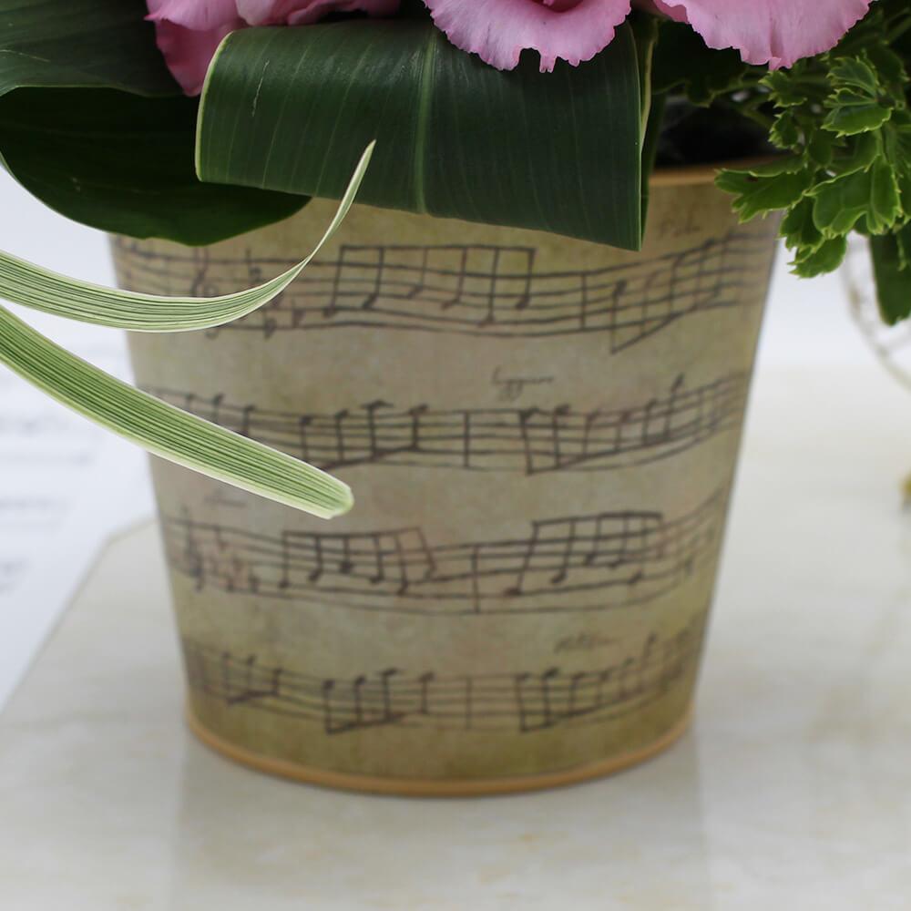 アレンジメント「Happiness Flowers〜Music〜」