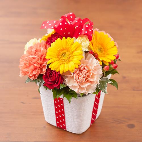 ディズニー アレンジメント「ぷわぷわバルーン〜Happy Birthday ミッキー&フレンズ〜」