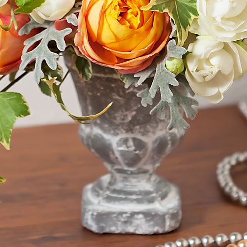 デザイナー阿川さんアレンジメント「Le jardin fleuri de roses〜バラの咲く庭〜」S