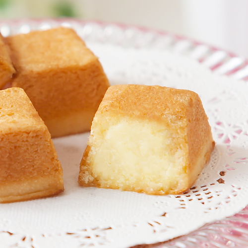 EX花束セット「資生堂パーラー チーズケーキ」