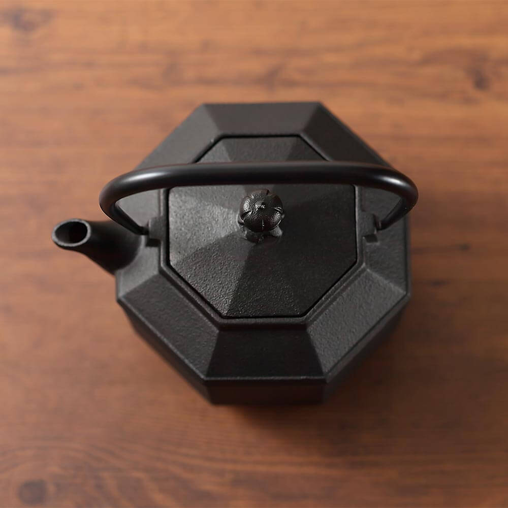 EXプリザーブドセット「及源 南部鉄器 小鉄瓶 八角」
