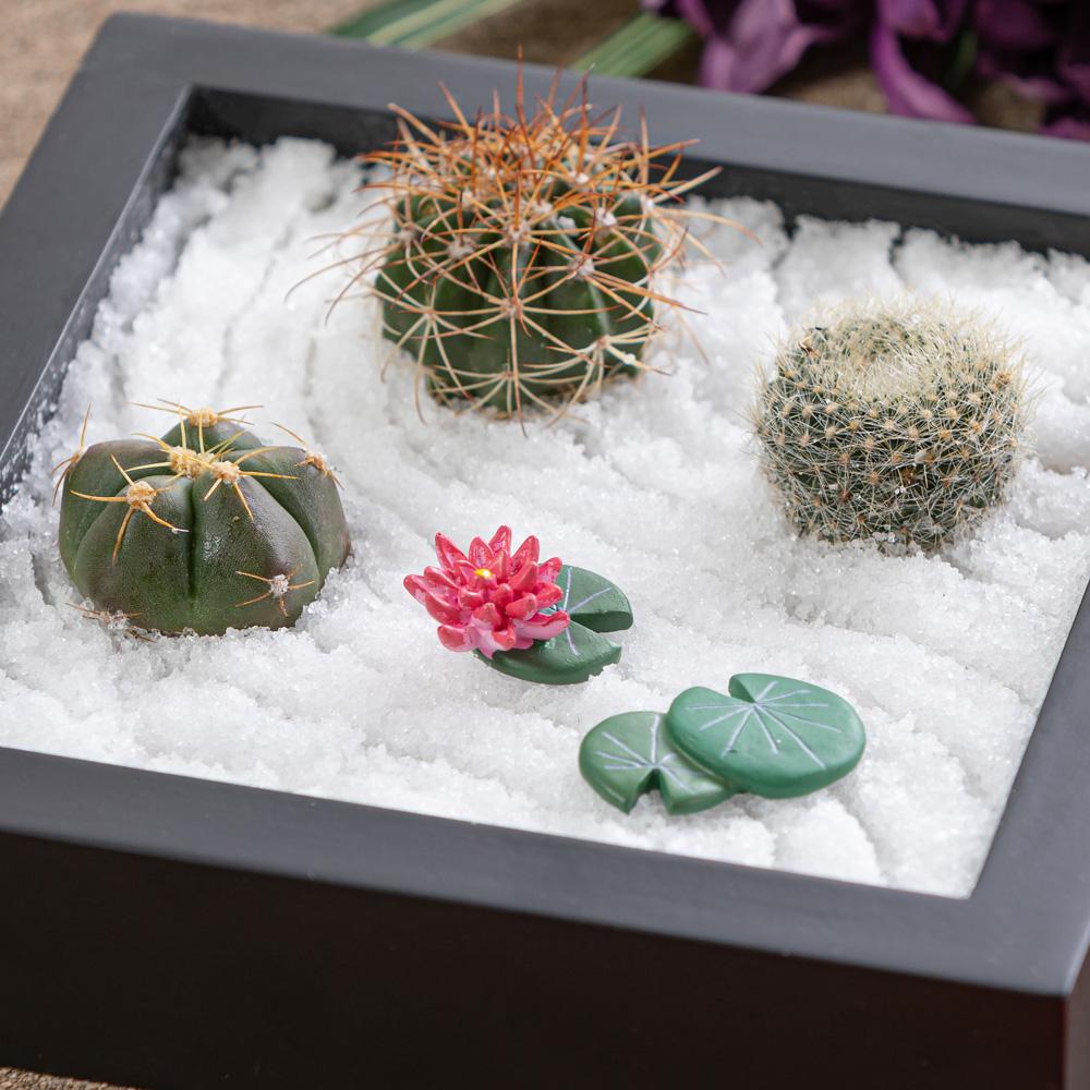 箱庭キット「和みの庭、禅のこころ」