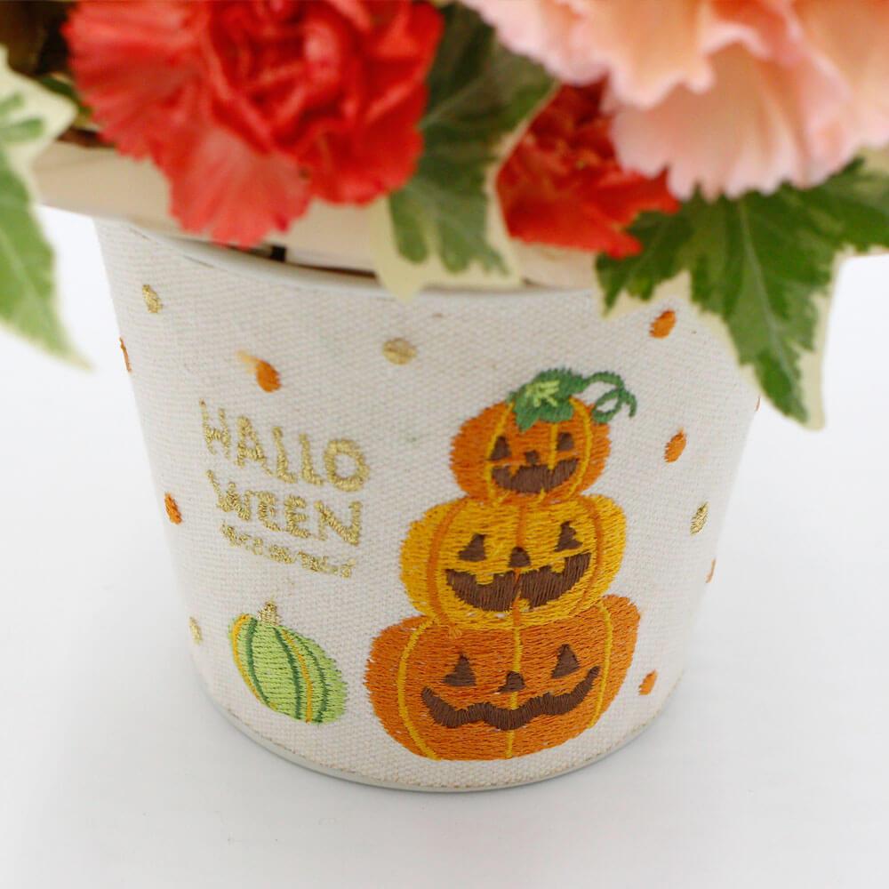 アレンジメント「Let's enjoy Halloween〜Beige〜」