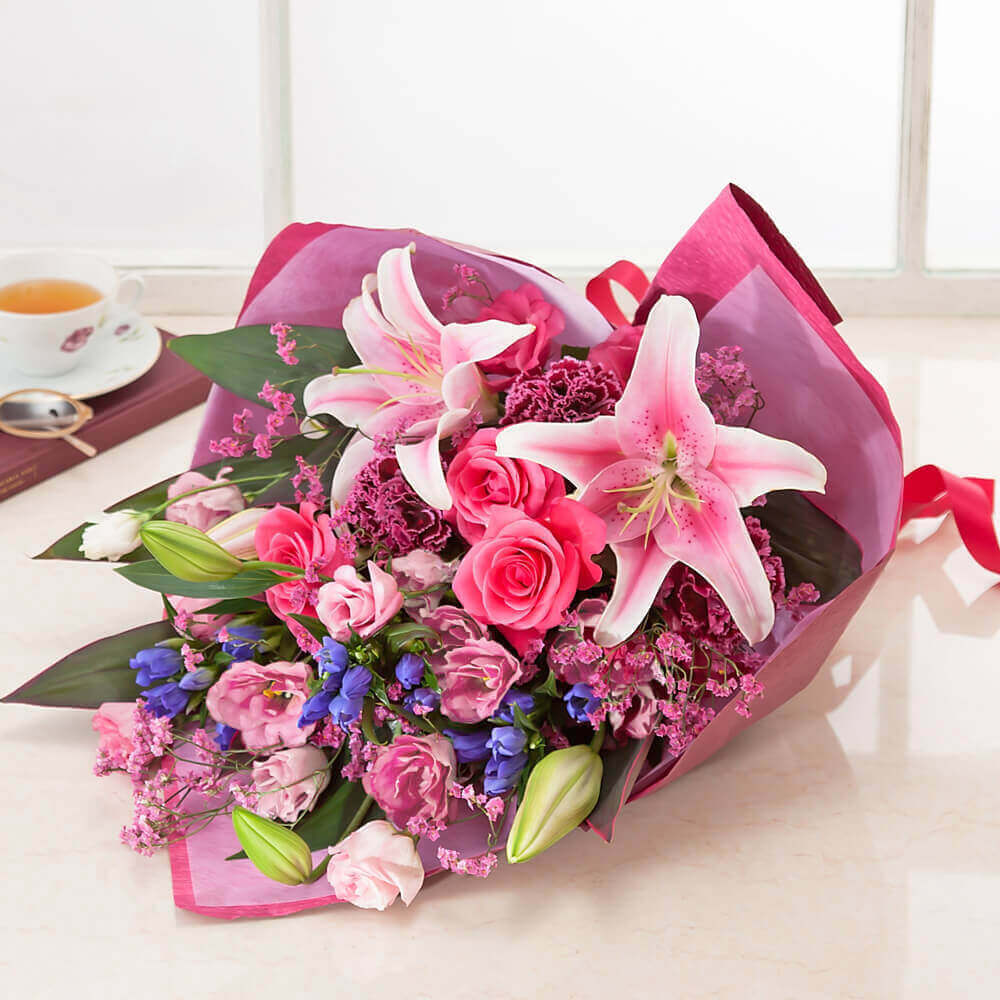 花束「麗しの慶び」