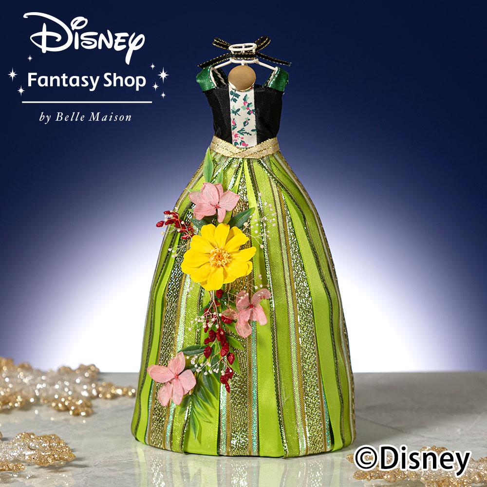 ディズニー プリザーブドフラワー「プリンセス・アナ」