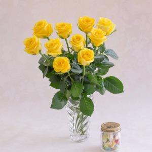 【毎月お届け】新鮮!バラの摘みたて便(12月お届け)