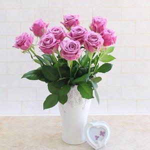 【毎月お届け】新鮮!バラの摘みたて便(10月お届け)