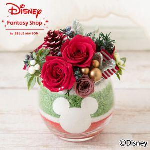 ディズニー/プリザーブドフラワー「クリスマス・マジック」