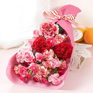 母の日 花束「フルール・メルシー」
