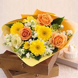 EX花束「Congrats Bouquet〜陽だまり〜」