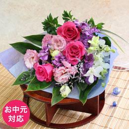お中元 花束「日本の夏便り」