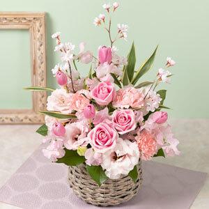 アレンジメント「Classy Spring〜桜咲く春〜」