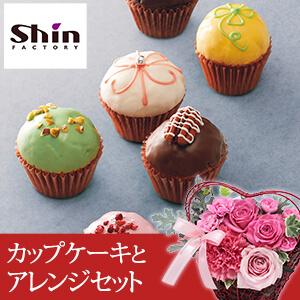 EXアレンジセット「ファクトリーシン スウィートカップケーキ」