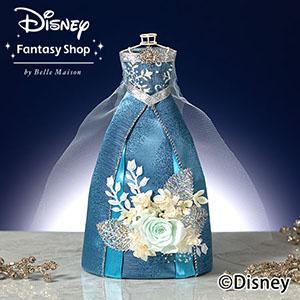 ディズニー プリザーブドフラワー「プリンセス・エルサ」