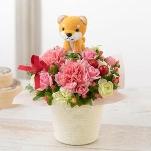 アレンジメント「Favorite Dog 〜お散歩大好き〜」
