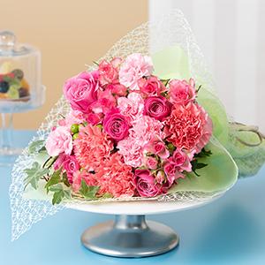 花束「Ma cherie(マ・シェリー)L〜 Rose〜」
