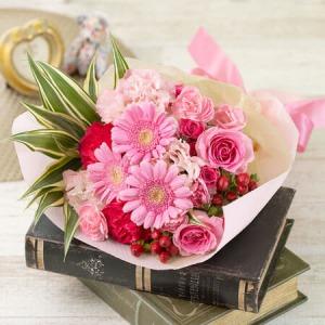 花束「Cheerfulness Gerbera・Pink」