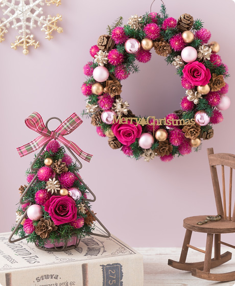 Berryクリスマス〜Cute Pink