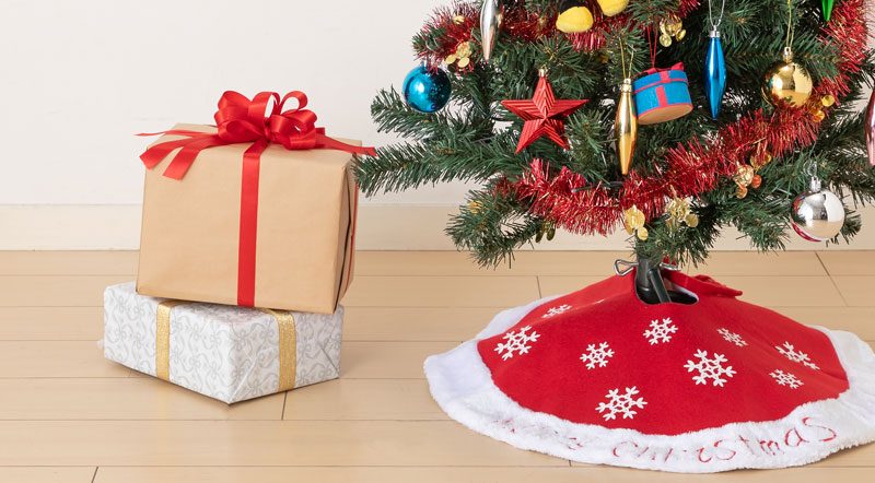 外国でのクリスマスツリーの役割